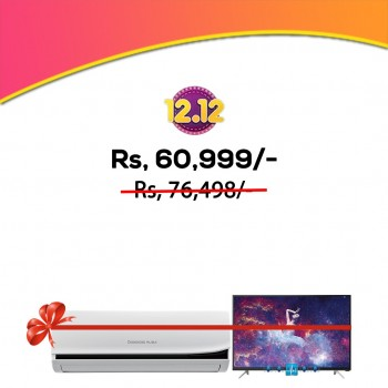 Chnaghong Ruba - Bundle Offer - 12.12 -  TV - L32G3EM -  AC-12JTW