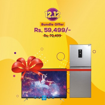 12.12 Offer -  Changhong Ruba - CHR-DD308SP - L32G3EM