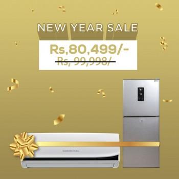 Changhong Ruba - New Year Offer -  REF - CHR-DD308SP -  AC-12JTW